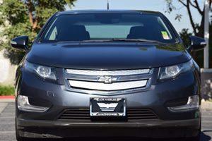 2013 Chevrolet Volt  Carfax Report - No AccidentsDamage Reported Fuel Capacity 93 Gals Fuel E