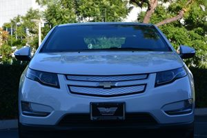 2014 Chevrolet Volt  Carfax 1-Owner - No AccidentsDamage Reported  White  We are not responsi