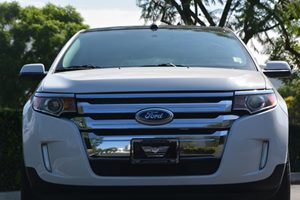 2014 Ford Edge SEL Carfax 1-Owner - No AccidentsDamage Reported  White  We are not responsibl
