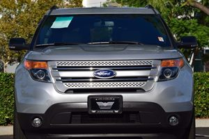 2014 Ford Explorer XLT Carfax 1-Owner - No AccidentsDamage Reported 200 Amp Alternator Abs And