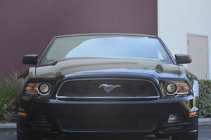 2014 Ford Mustang V6 Carfax 1-Owner - No AccidentsDamage Reported  Black 20295 Per Month -O