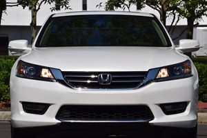 2014 Honda Accord Sedan EX Carfax 1-Owner Airbag Occupancy Sensor Audio Auxiliary Audio Input