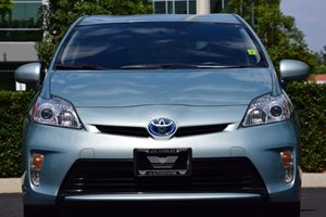 2014 Toyota Prius Two Carfax 1-Owner 411 Axle Ratio Abs And Driveline Traction Control Airbag