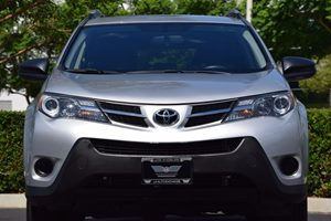 2014 Toyota RAV4 LE AWD Carfax 1-Owner - No AccidentsDamage Reported 4071 Axle Ratio Abs And D