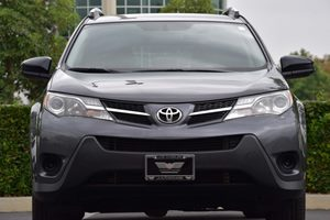 2014 Toyota RAV4 LE Carfax 1-Owner - No AccidentsDamage Reported 3815 Axle Ratio Airbag Occupa