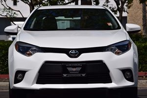 2014 Toyota Corolla LE Plus Carfax 1-Owner - No AccidentsDamage Reported Abs And Driveline Tract