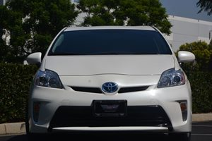 2014 Toyota Prius Two Carfax 1-Owner - No AccidentsDamage Reported  Super White 20295 Per M