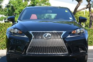 2016 Lexus IS 200t  Carfax 1-Owner - No AccidentsDamage Reported   We are not responsible for
