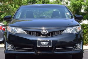 2014 Toyota Camry SE Carfax 1-Owner 363 Axle Ratio Abs And Driveline Traction Control Convenie