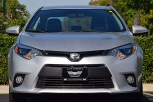 2015 Toyota Corolla LE Plus Carfax 1-Owner - No AccidentsDamage Reported 476 Axle Ratio 80 Amp