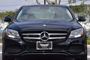 2016 MERCEDES C 300 C300 Carfax 1-Owner  Black  We are not responsible for typographical error