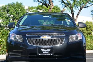2014 Chevrolet Cruze LS Carfax 1-Owner - No AccidentsDamage Reported  Black Granite Metallic