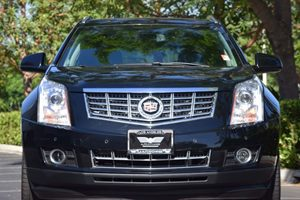 2015 Cadillac SRX Performance Collecti Carfax 1-Owner Audio Premium Sound System Convenience B