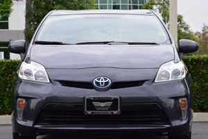 2015 Toyota Prius One Carfax 1-Owner - No AccidentsDamage Reported  Winter Gray Metallic  We