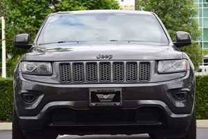 2014 Jeep Grand Cherokee Altitude Carfax 1-Owner  Brilliant Black Crystal Pearlcoa  We are not