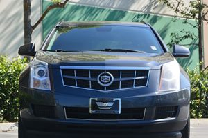 2011 Cadillac SRX  Carfax Report  Gray Flannel Metallic  We are not responsible for typographi