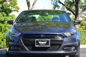 2014 Dodge Dart SXT Carfax 1-Owner - No AccidentsDamage Reported  Gray  We are not responsibl