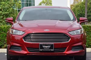 2015 Ford Fusion SE Carfax 1-Owner  Ruby Red Tinted Clearcoat  We are not responsible for typo