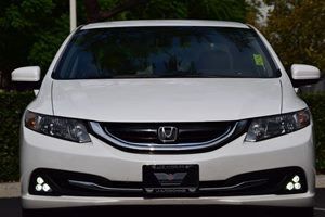 2014 Honda Civic Hybrid Hybrid Carfax 1-Owner - No AccidentsDamage Reported 394 Axle Ratio Air