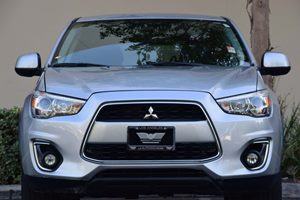2014 Mitsubishi Outlander Sport SE Carfax 1-Owner Abs And Driveline Traction Control Audio Prem