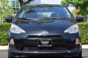 2014 Toyota Prius c Base Carfax 1-Owner - No AccidentsDamage Reported  Black Sand Pearl  We a