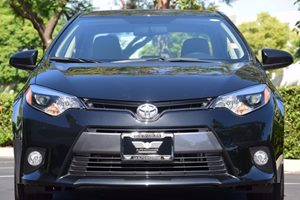 2016 Toyota Corolla LE Plus Carfax 1-Owner - No AccidentsDamage Reported 476 Axle Ratio 80 Amp