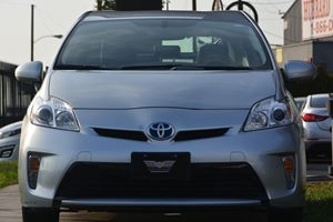 2014 Toyota Prius Four Carfax 1-Owner - No AccidentsDamage Reported  Classic Silver Metallic