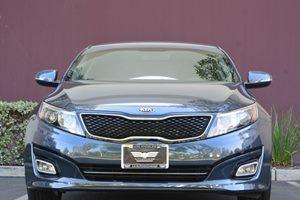 2015 Kia Optima LX Carfax 1-Owner - No AccidentsDamage Reported  Smokey Blue 17697 Per Month