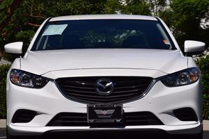 2015 Mazda Mazda6 i Sport Carfax 1-Owner - No AccidentsDamage Reported 100 Amp Alternator Front