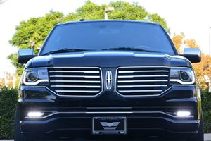 2016 Lincoln Navigator L Select Carfax 1-Owner - No AccidentsDamage Reported  Black Velvet -