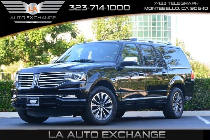 Sold Lincoln Navigator L Select In Montebello - Lincoln navigator invoice price