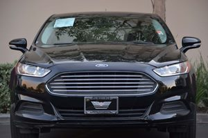 2016 Ford Fusion SE Carfax 1-Owner - No AccidentsDamage Reported 307 Axle Ratio Abs And Drivel