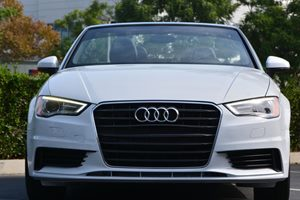 2015 Audi A3 20T quattro Premium Carfax 1-Owner  Glacier White MetallicBlack Roo  We are not