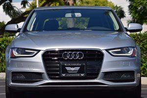 2015 Audi A4 20T quattro Premium Carfax 1-Owner - No AccidentsDamage Reported Convenience Auto