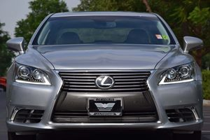 2013 Lexus LS 460  Carfax 1-Owner - No AccidentsDamage Reported Audio Premium Sound System Bac