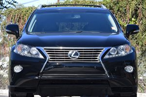 2015 Lexus RX 350  Carfax 1-Owner - No AccidentsDamage Reported 192 Gal Fuel Tank 4398 Axle