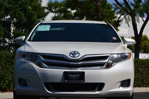 2014 Toyota Venza LE Carfax 1-Owner - No AccidentsDamage Reported  White     ---  22244