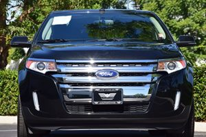 2014 Ford Edge SEL Carfax 1-Owner 150 Amp Alternator 316 Axle Ratio Abs And Driveline Traction