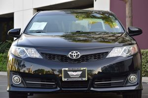2012 Toyota Camry SE Sport Limited Edi Carfax 1-Owner - No AccidentsDamage Reported  Attitude