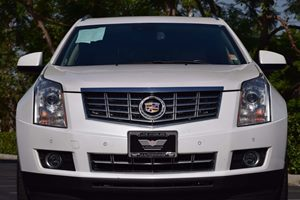 2015 Cadillac SRX Performance Collecti Carfax 1-Owner - No AccidentsDamage Reported  White  W