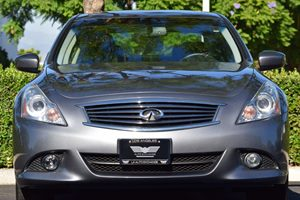 2015 INFINITI Q40 Base Carfax 1-Owner  Gray  We are not responsible for typographical errors