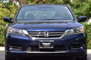 2014 Honda Accord Sedan LX Carfax 1-Owner  Obsidian Blue Pearl  We are not responsible for typ