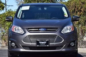 2014 Ford C-Max Hybrid SEL Carfax 1-Owner 135 Gal Fuel Tank 257 Axle Ratio Abs And Driveline