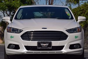 2015 Ford Fusion Energi Titanium Carfax 1-Owner - No AccidentsDamage Reported  White  We are