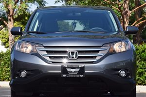 2014 Honda CR-V EX Carfax 1-Owner  Urban Titanium Metallic --- 22244 Per Month -ON APPROV