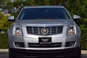 2015 Cadillac SRX Performance Collecti Carfax 1-Owner  Silver  We are not responsible for typo