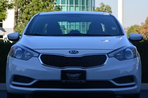 2016 Kia Forte LX Carfax 1-Owner  White  15748 Per Month -ON APPROVED CREDIT  See our entir