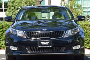 2015 Kia Optima LX Carfax 1-Owner  Black  We are not responsible for typographical errors All