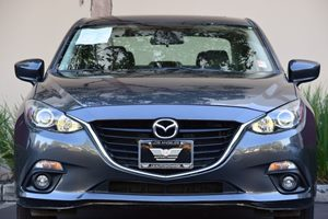 2015 Mazda Mazda3 i Grand Touring Carfax 1-Owner 100 Amp Alternator 3591 Axle Ratio Abs And Dr