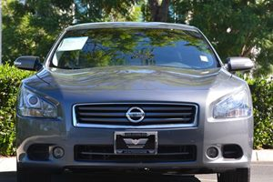2014 Nissan Maxima 35 SV Carfax 1-Owner - No AccidentsDamage Reported  Gray  We are not resp